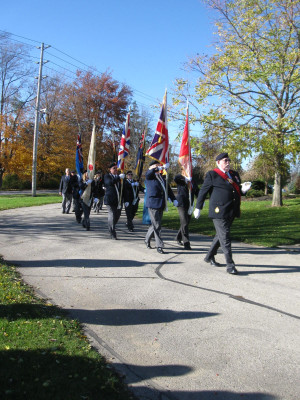 LOCAL SERVICE OF REMEMBRANCE